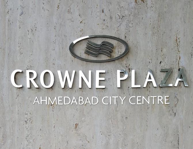 Crowne Plaza, Ahmedabad